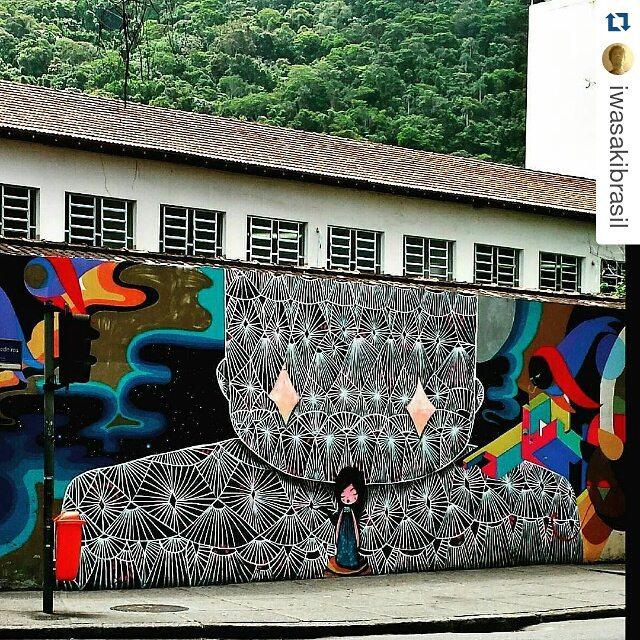 #Repost @iwasakibrasil with @repostapp ・・・ #TomazViana #tozfbc #urbangraffiti #urbanart #arteurbana #artederua #arterua #grafite #graffitiart #streetart #graffitirio #paintingart #wallpainting #painting #paint #mural #murals #instamural #streetphotography #streetphoto #graffiti #graff #rua #StreetArtRio #jardimbotanico #RiodeJaneiro #RJ #Rio #Brasil