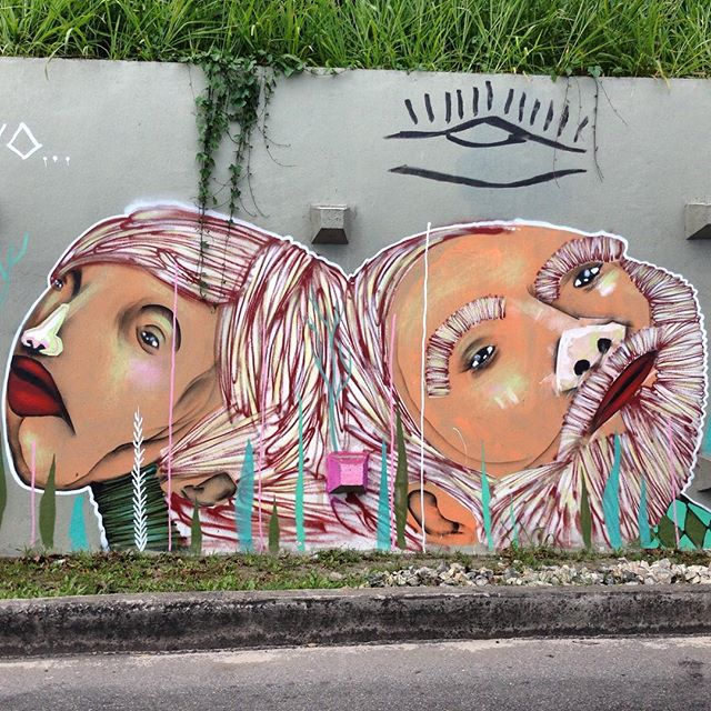 Rio de Janeiro, street art #streetart #streetartrio #graffiti
