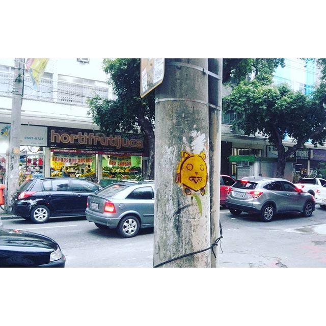 Stencil #graffiti #street #streetart #streetartrio #rj #vandal #arteurbana #stencil