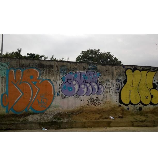 #StreetArtRio #MR #Sket #HOS