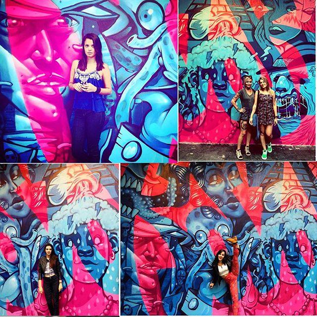 Um salve a toda galera que gostou tirou e postou nosso painel do #artecore no #mam #artecore2015 #graffiti #outdoor #kovokcrew #streetart #streetartrio #artrua #instagrafite