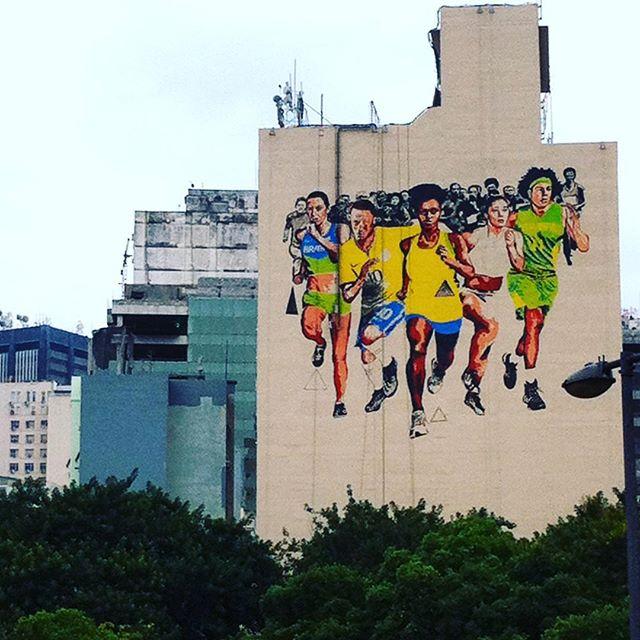 Work in progress... #ink #aruaénoiz #artwork #picoftheday #lapa #mural #wall #paiting #grafitti #streetart #arte #street #buildings #rio #rua #StreetArtRio