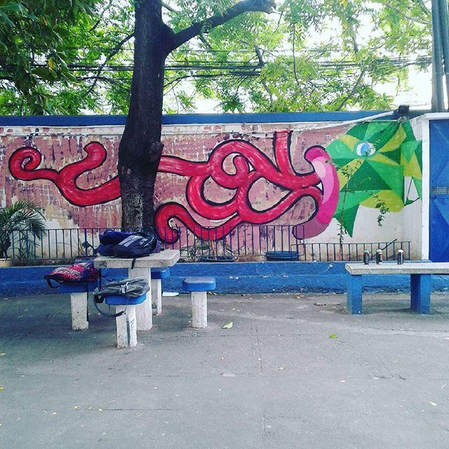 #calvinwolf #wolf #instagrafite #streetartrio #graffiti #vandal #antistyle