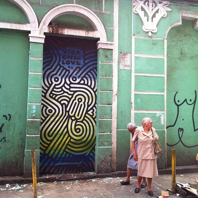 #deusteabençoe #porto #rj #mutirao #cidadealta #quenaofoi #vidaonelove #tigre #streetart #arteurbana #patrimonio #graffiti #contemporaryart #muralismo #7n #feminist #streetartrio