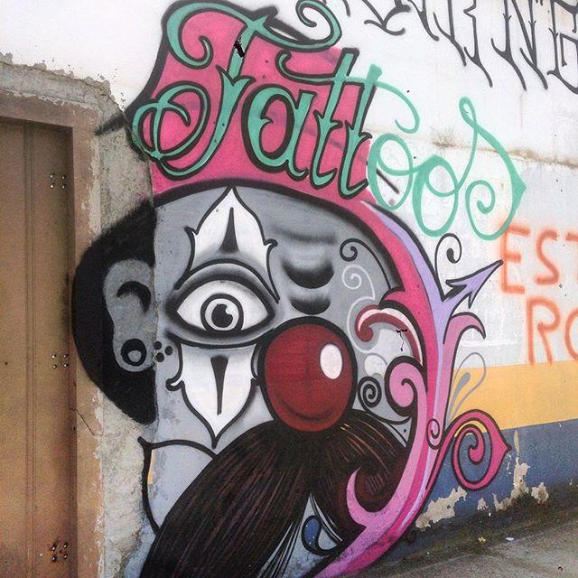 #graffiti #grafporn #streetart #streetartrio #streetartglobe #urbanart #spraydaily #muralsdaily #nofilter #paraty #riodejaneiro #brazil
