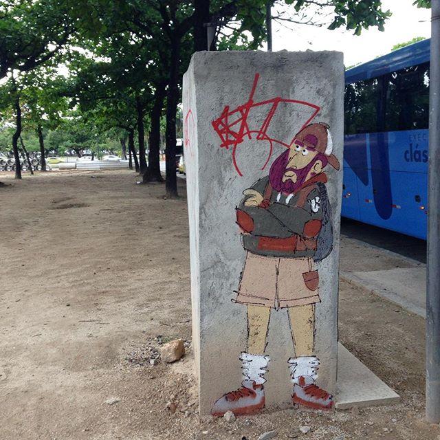 #linkaovivo #gohome #fast #barbudinhoo #andarilho #cazesawaya #streetart #streetstyle #streetartrio #streetartphoto #rua #street