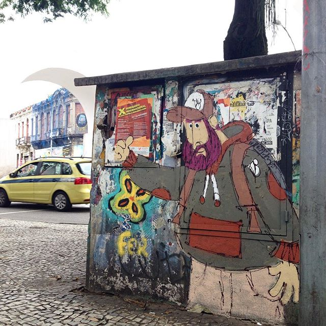 #linkaovivo #lapa #riodejaneiro #streetart #streetartrio #streetstyle #streetartphoto #cazesawaya #caze