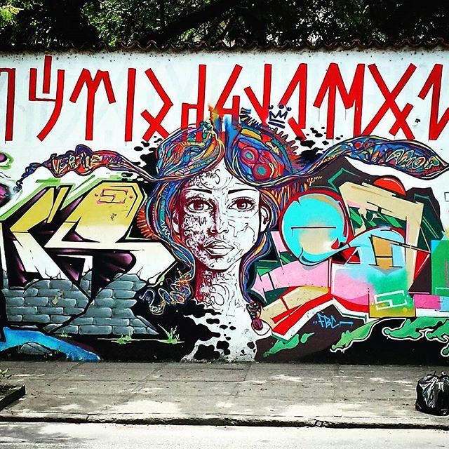 #marceloment #urbangraffiti #grafite #graffitiart #streetart #streetartrio #graffitirio #wallpainting #painting #paint #mural #murals #instamural #publicart #streetphotography #streetphoto #graffiti #graff #rua #street #jardimbotanico #RiodeJaneiro #RJ #BR #Rio #Brasil