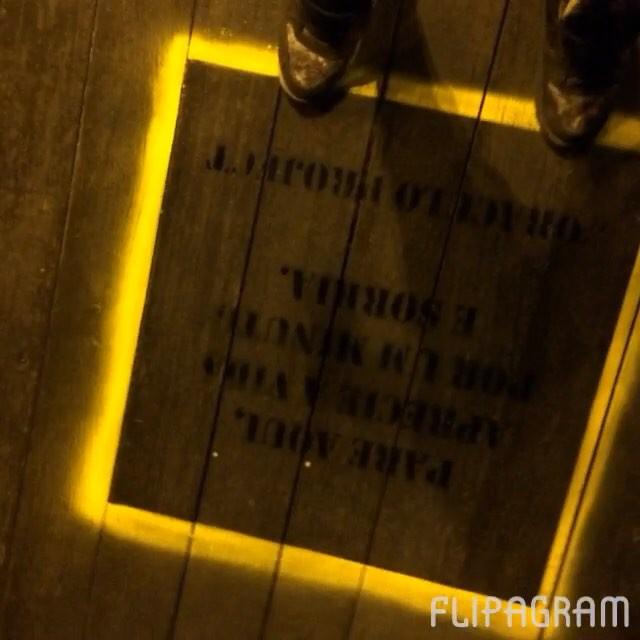 "#oraculoproject #contemporaryart #artecontemporanea #manifesto #arteurbana #urbanart #poetry #urbanpoetry #streetart #graffiti #urban #stencil #stencilart #love #smile #gratidao #gratitude #goodvibes #positive #poetry #stencilart #magic #teleport #riodejaneiro #stopmotion #streetartrio #streetartbrasil : ""share love "" Directed by : Oraculoproject Produced by : Oraculoproject Music by : Oraculoproject Photography by : Oraculoproject Editing by: Oraculoproject Art direction by: Oraculoproject Cast (in credits order) : Oraculoproject Assistant director : Oraculoproject Special effects : Oraculoproject Visual effects : Oraculoproject Camera : Oraculoproject Stunts: Oraculoproject Transportarion dep. : Oraculoproject Crew: Oraculoproject"