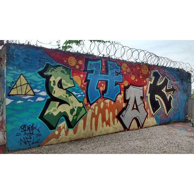 por: SHOCK NFL • #rjvandal #streetartrio #streetart #graffiti #graffitiart #art #riodejaneiro #tags #tagsandthrows #throwsup #throwsupz #bombing #bomb #grafite #artist #artoftheday #arteurbana #rj #urbanart #artederua #rua #graffitiwall #sprayart #vandal #galeriaceuaberto #olheosmuros #bombingbrasil #graffitirio #art #makeart