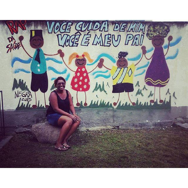 #rapdasaude #saudedafamilia #vilakennedy #serpai #pai #graffitiwoman #graffiti #arturban #streetartrio #saude #maisquevencedoresvk #afrografiteiras