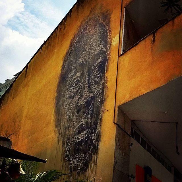 #streetart #streetartrio #nossovizinho
