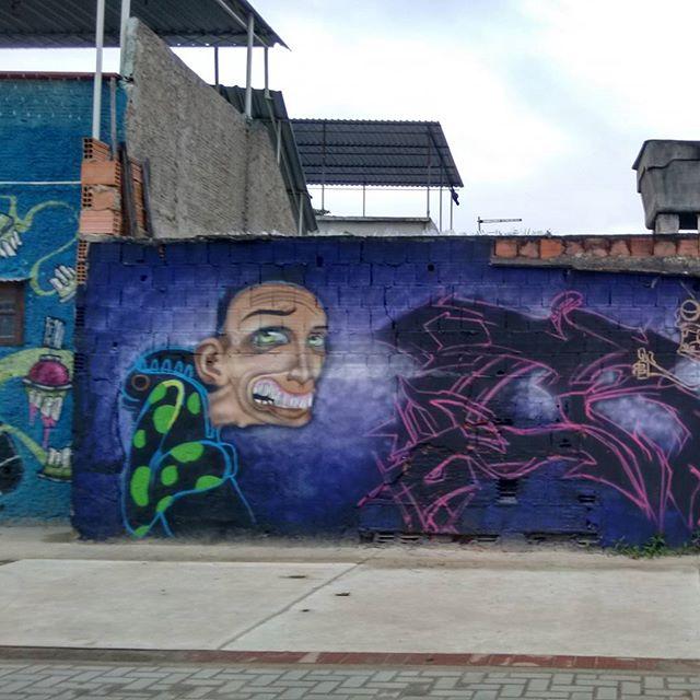 #streetartist #streetstyle #Banksy #graffitiart #rj #streetartrio