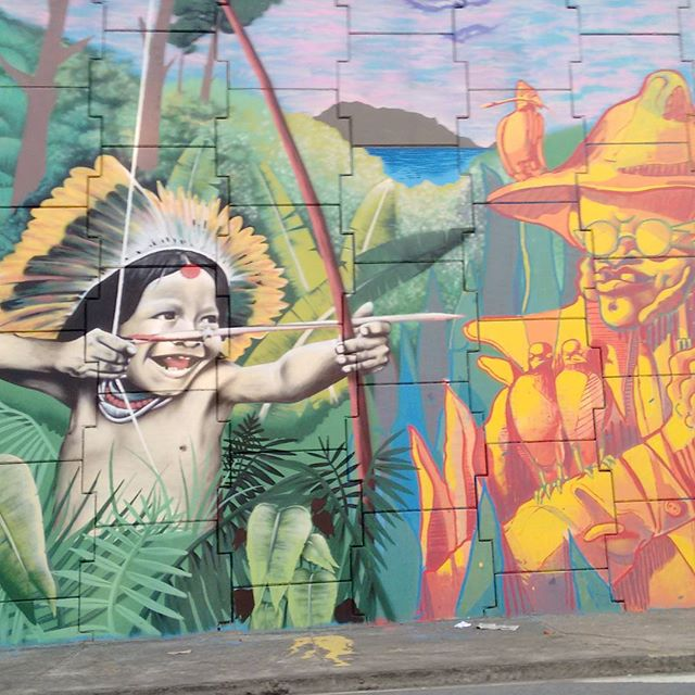 #streetartist #streetstyle #streetartrio #graffitiart #Banksy