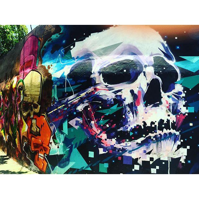 #streetartrio #graffiti #graffrio #grafite #caminhada #projetosaúde #murosdorio #lagoarodrigodefreitas #riodejaneiro