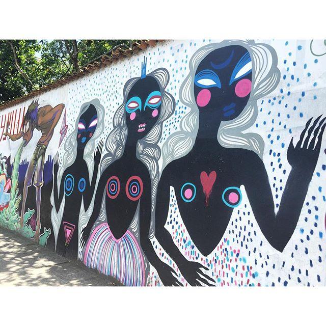 #streetartrio #murosdorio #riodejaneiro #lagoarodrigodefreitas #caminhada #projetosaúde #graffiti #graffrio #grafite #artelivre #arteurbanabr
