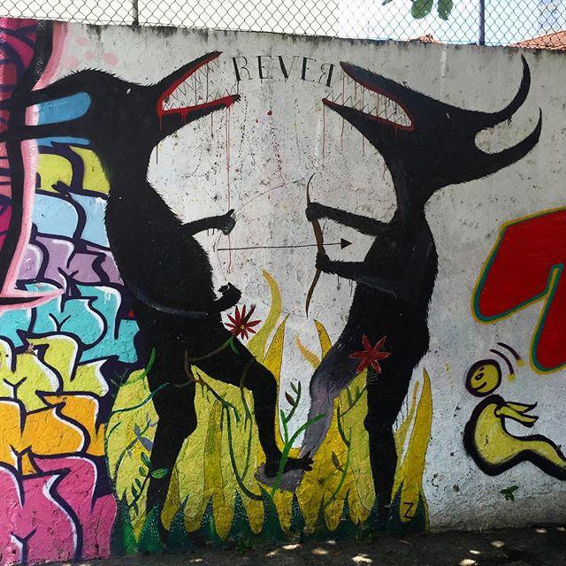 #streetartrio #riodejaneiro #lagoarodrigodefreitas #murosdorio #graffrio #graffiti #projetosaúde #caminhada #murosdorio #artelivre #arteurbanabr