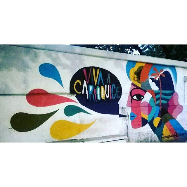 #streetartrio #streetart #menina