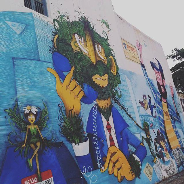 #streetartrio #tijuca