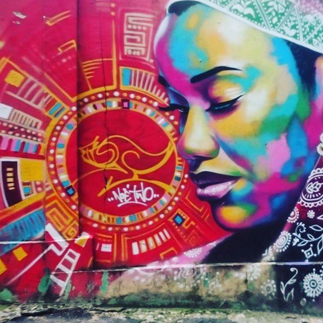 #streetartrio #vidigal