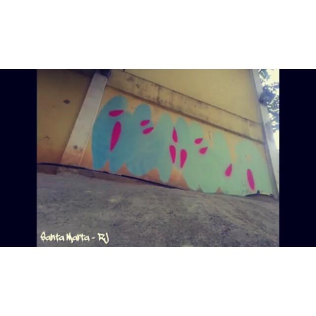 #timelapse #bomb #graffiti #santamarta #donamarta #streetartrio #streetart #vandal #vandalism #riodejaneiro #sabotage
