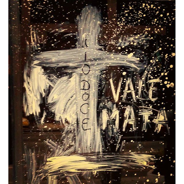 #valemata #naofoiacidente #streetartrio