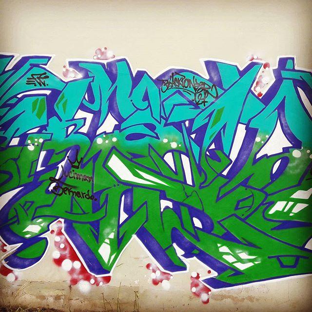 @cronograffiti #wildstyle #graffiti #graffitibrasil #instagrafite #streetartrio #wildstylebrasil #repost #streetart #streetartrio #spray #art #repostapp