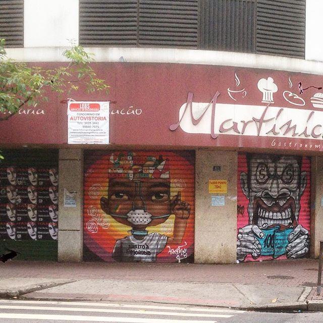 Art done by @universoacme #graffiti #streetart #streetartrio #streetartglobe #urbanart #spraydaily #muralsdaily #ipanema #riodejaneiro #brazil