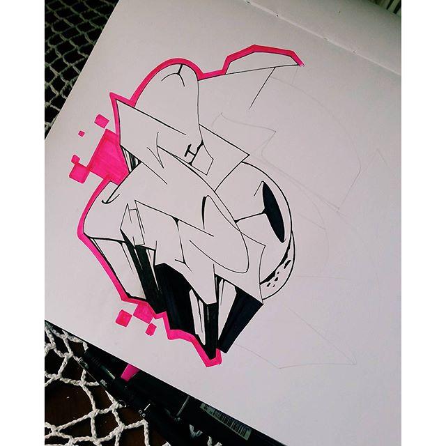 Blackbook session  #graffiti #graffitiart #streetart #art #arte #arteurbana #graffitikings #letters #weloveletters #artsy #drawing #arts #SprayArt #vscocam #wildstyle #wildstylegraffiti #brasil #graffitilovers #streetartrio #Blopa #BlopaOne #H2R #CSL #wip