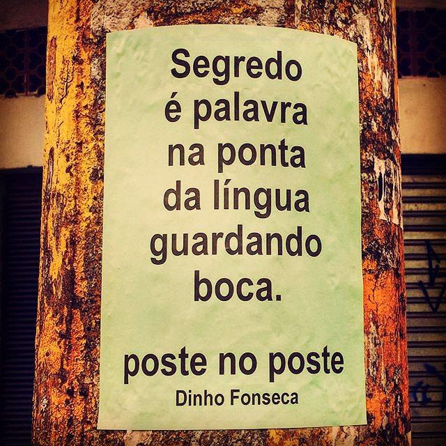 Conheça o livro VERDADE NOTURNA - Dinho Fonseca (Chiado Editora - 284 págs.) no Facebook. Disponível nos sites da Chiado Editora e da EasyBooks. Também em e-book e nas melhores livrarias do Brasil e de Portugal. #poesias #poetry #poema #poemas #verso #versos #poeta #poetas #arte #arteurbana #rj #rio #streetart #original #autor #autoral #post #poste #postes #posts #frases #dinho #dinhofonseca #postenoposte #poster #originals #StreetArtRio #street #verdadenoturna #chiadoeditora