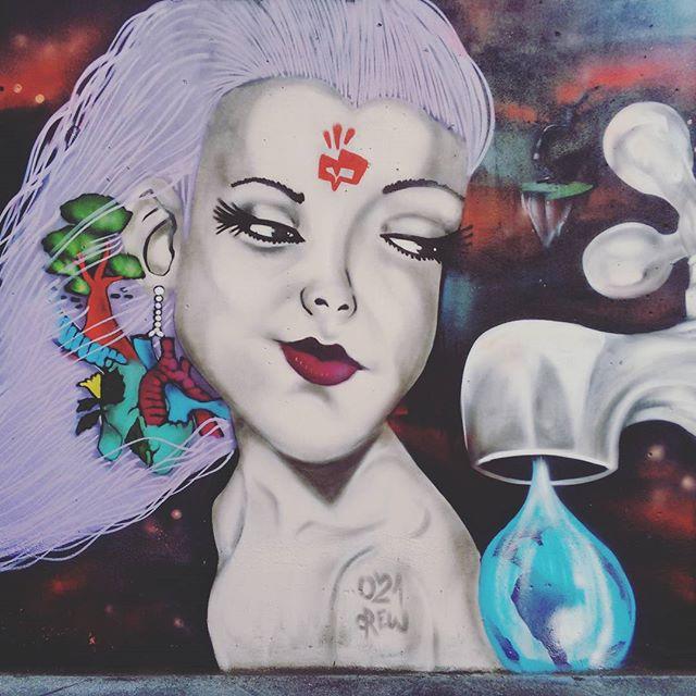 Da Arte na UPA by 021 Crew #ArtenaUPA #streetartrio