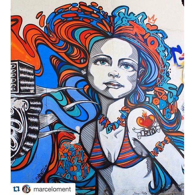 Graffiti feito por @marceloment. Rio de Janeiro - RJ. #repost ・・・ #tbt Ipanema 2009/2010 detail feat. @sjocosjon , foto Jonas Bueno. #ipanema #ipanemabeach #graffiti #spraypaint #streetartrio #spraypaint #freehand #freestyle #mentone #marceloment