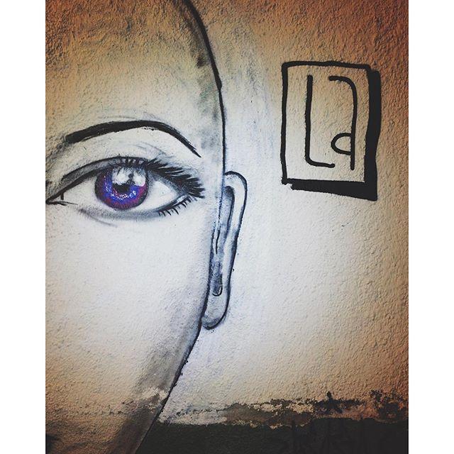 LA #vsco #vscocam #iphoneonly #iphone5s #streetartrio #streetphotography
