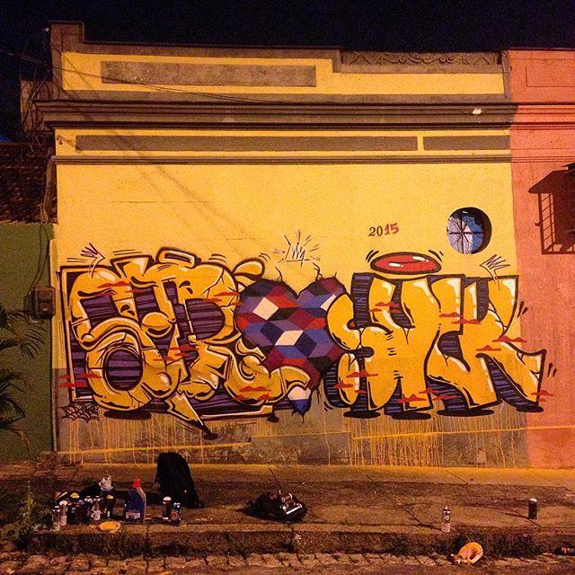 Na Rua!! Sagre + Preas + Syck !! Em Irajá !! Agradecido pelo incentivo meus manos @brunozagri e @sicky.syck !! #arte #graffiti #tinta #spray #cores #rua #fotografia #zn #streetartrio #abstracaogeometrica #geometricabstraction #letras #leters #iraja #riodejaneiro