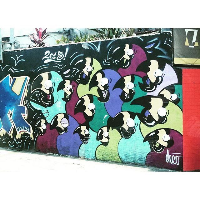 No detalhe! #graffrio #arteurbanabr #artelivre #murosdorio #graffiti #streetartrio