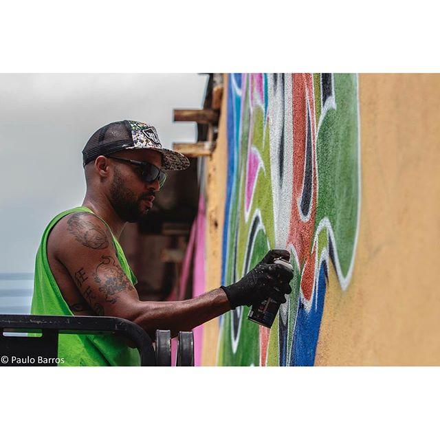 Registro de um dia clássico. Por @paulobarrospb #ruasdazn #kovokday #streetartrio #streetart #rjvandal #artistasurbanoscrew #pandronobã #writersgraffiti #writers #graffiti #graffitiwriters #zonanorteetc #zonanorte #urbanart #arteurbana #ilovegraffiti #globalstreetart #kovokcrew 2015