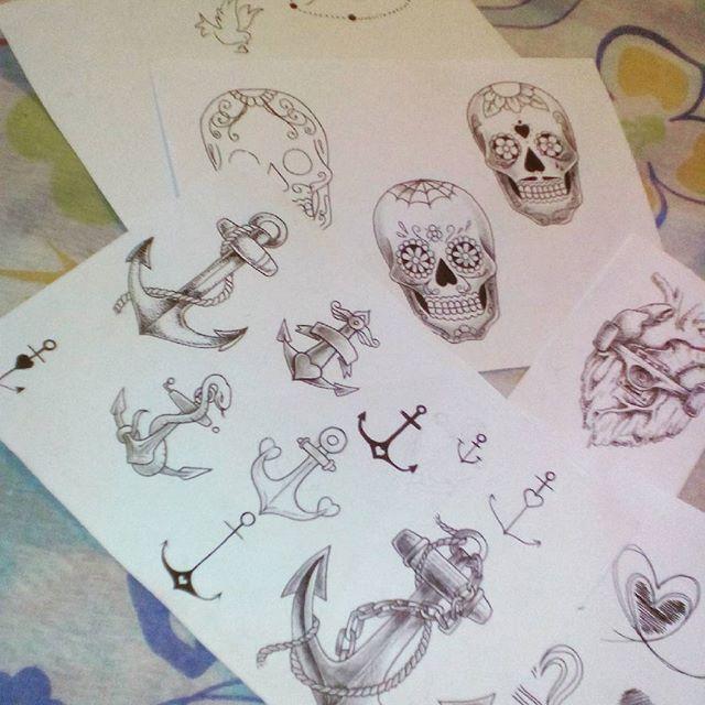 Resultado de um dia inteiro de estudos! #felipeblunt #streetart #streetartrio #niterói #niteroigram #tattoo #tattooink #goevolution #boanoite