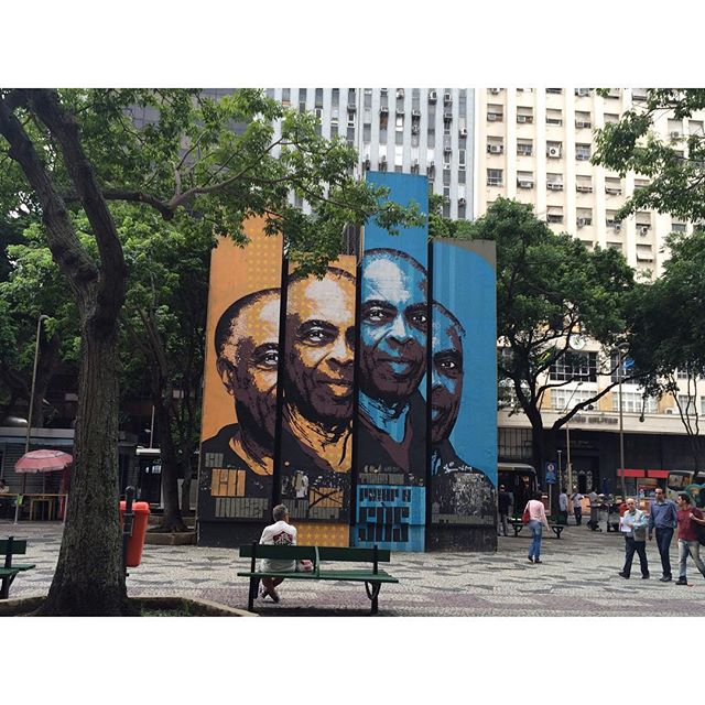 Some Brazilian Street-art #brasilia #brazil #brasil #бразилия #рио #риодежанейро #стритарт #streetart #streetartrio