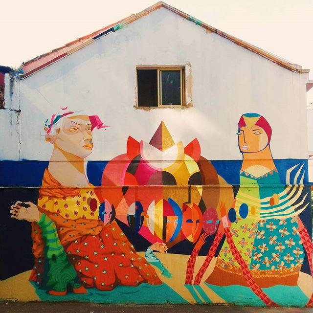 #StreetArtRio @acidumproject