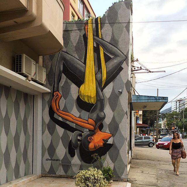 #Tijuca #riodejaneiro #marceloeco #streetartrio