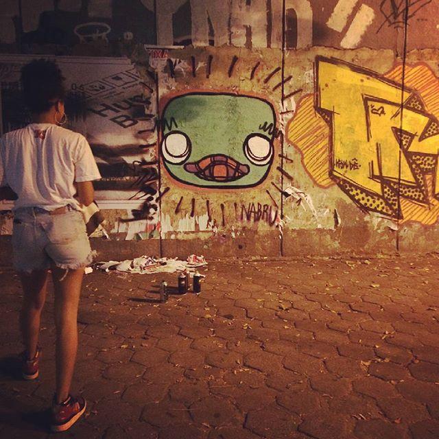 Verdin #graffiti #botafogo #rio #osmeusamigos #kobra #arteurbana #artederua #streetartrio #urbanart #streetart