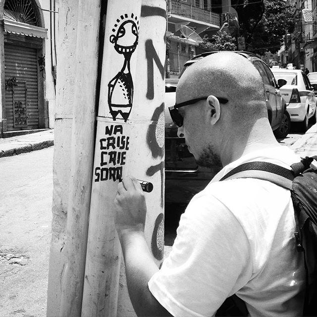 #andersondesouza #nacrisecriesorrisos #rio