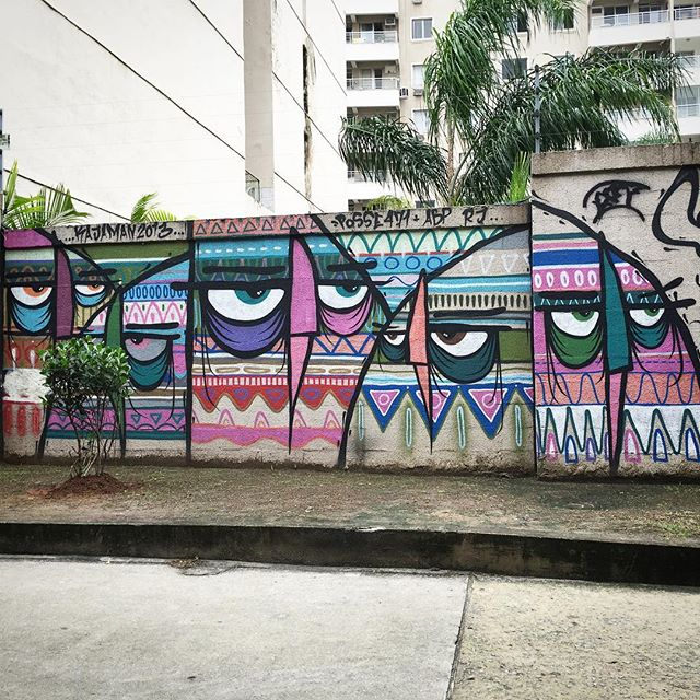 #arte #streetart #StreetArtRio #graffiti #bird #sonhos #art #instagraffiti #rj #riodejaneiro #wall #pels