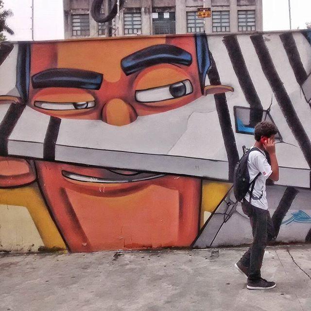 #grafitart #grafite #streetartrio #streetart #arterua #olhares