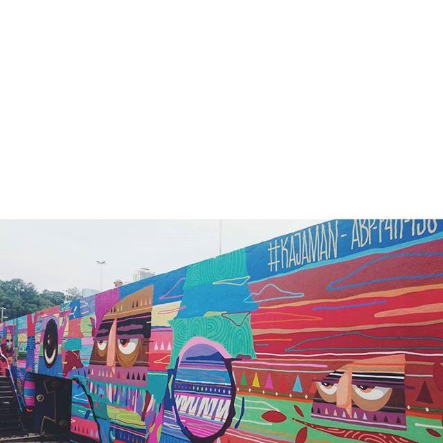 #kajaman #streetart #streetartrio #artrua #rj #botafogo