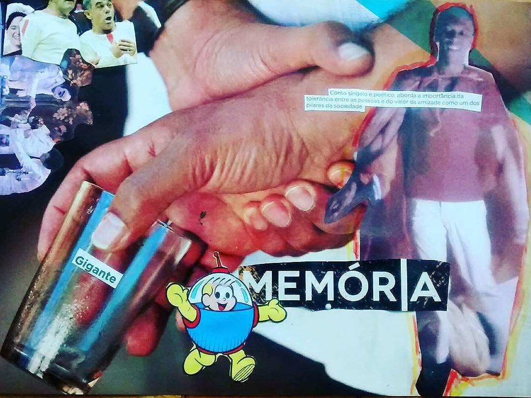 Memoria gigante. #palavrasachadasnarua #colagem #colagens #wordsfoundonthestreet #instacolagem #palavrasachadasnarua #poesiadeparede #poesiaderua #poesia  #streetartrio #streetart #arteurbana #streetart #streetstyle #streetwear #laranjeiras #riodejaneiro  #riodejaneiroinstagram #colagem #colagembrasil #collageart #collageartist #collages #oqueasruasfalam #olheosmuros #murosquefalam #muros #aruafala