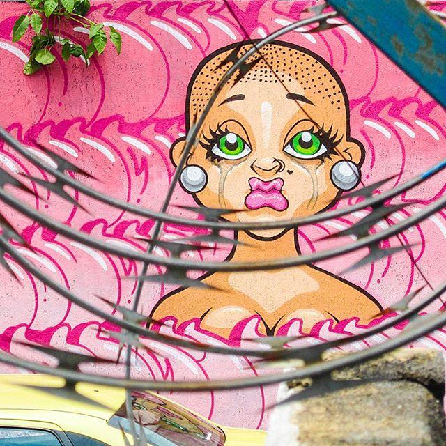 #sonbil #tapú #graffitirj #streetartrio #graffitibrasil #globalstreetart #graffiti #streetart #instagrafite #keepcrying #allcitypaint #allcitycanvas