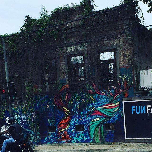 #streetart #streetartrio #Rio #2015