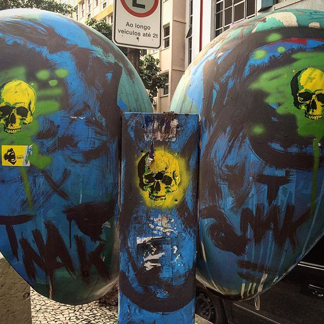 #streetartrio #streetcat #igersrio #riodejaneiro #brazil