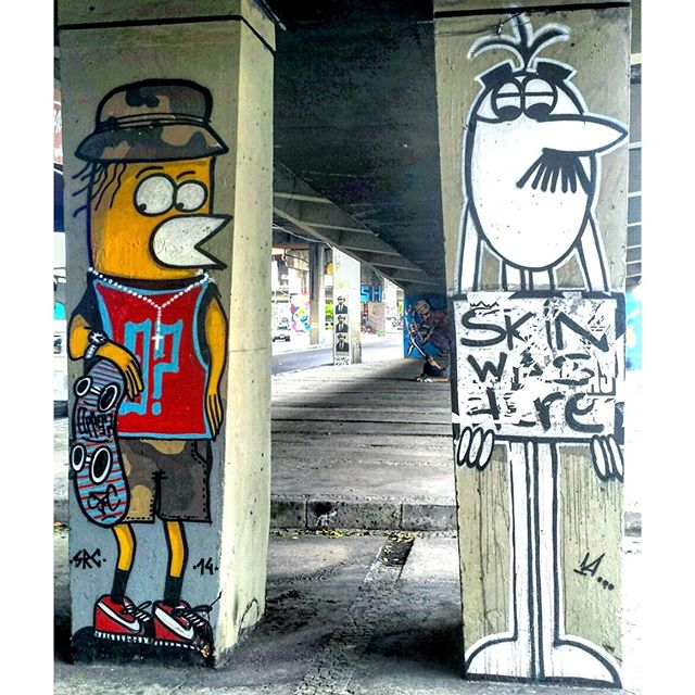 A arte embaixo do viaduto. #ArteUrbanaBR #elgraffiti #urbanart #brstreet #brarts #streetart #artederua #ig_graffiti #igersbrasil #igersrio #riodejaneiro #carioca #cariocagram #igersfollow #graffitiart #graffiti #grafite #arteurbana #urbanarteverywhere #streetartrio #streetarteverywhere #instagraff #artecallejero #arte #painting #muros #tijuca #tijukistão #rio